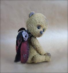 Bear with wings by By Lena Minchenkova | Bear Pile