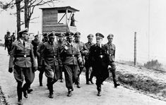 Nazi Monster Heinrich Himmler's Diaries Throw Light on the Workings of His Evil Mind