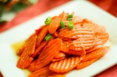 Glazed Carrots   Flavor Mosaic   #holiday #sides