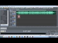 How I mix vocals in Adobe Audition - YouTube