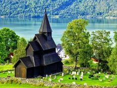 Urnes Stave Church (Ornes - Norway)