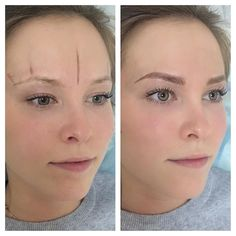 233 Likes 18 Comments Brows Microblading ( Mircoblading Eyebrows, Eyebrows Goals, Blonde Eyebrows, Permanent Makeup Eyebrows, Eyebrow Makeup, Hair Makeup, Blonde Microblading, Henna Brows, Makeup Tattoos