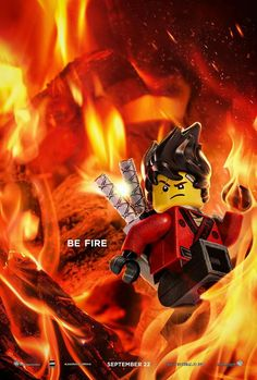 The Lego: Ninjago Movie