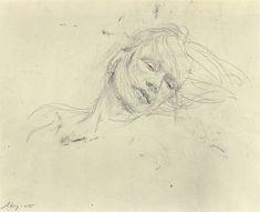 Helga study,  Andrew Wyeth