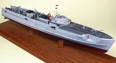 S-100 Schnellboot by Don Jamieson (Revell 1/72)