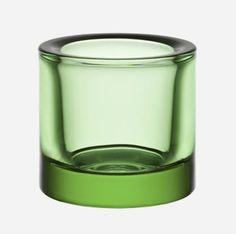 Kivi Tea Light Holder in Apple Green - my favourite shade