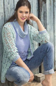 Топ с воротником-хомутом вязаный спицами. Вязание спицами свитер с воротником хомут | Домоводство для всей семьи.