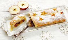 Vyzkoušejte báječný vánoční štrůdl podle tohoto receptu a provoňte svoji…