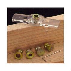 Wood Drill Bit Centering Drilling Tool Jig Dowel Hole - JABETC