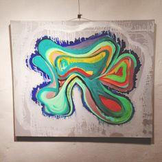 ANGELINA BOWEN: Studio Space