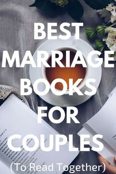 Best Marriage Books - Discover the best 13 marriage books for couples (men and women) to read together today. These best-selling marriage books will certainly help you improve and even better, transform your marriage and relationship with your spouse, hus Funny Marriage Advice, Marriage Help, Healthy Marriage, Marriage Goals, Happy Marriage, Healthy Relationships, Strong Marriage, Troubled Relationship, Relationship Books