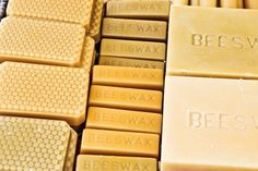 10 things to do with your Beeswax 1