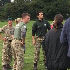 Henry at Commando Challenge