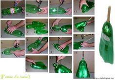Мобильный LiveInternet Пластиковая бутылка как объект рукоделия | sstio - Дневник sstio |