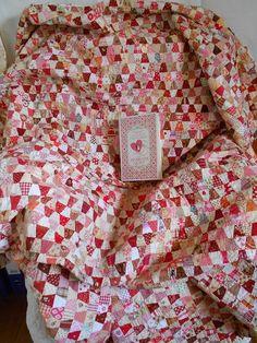 """Tumblers: Supergoof Quilts: """"En de Gelukkige,..."""""""