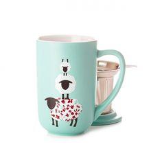 Sheep Nordic Mug (Fall Grown Up Christmas List, Nordic Recipe, Davids Tea, Tea Gifts, Loose Leaf Tea, Tea Accessories, Perfect Food, Dear Santa, Tea Mugs