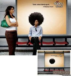 These are the 80 best guerilla marketing examples / ideas I have ever seen. If you are looking for Gorilla, Guerilla, Guerrilla Marketing Examples, you found it Creative Advertising, Bus Stop Advertising, Ads Creative, Print Advertising, Advertising Campaign, Print Ads, Creative Gifts, Funny Commercials, Funny Ads