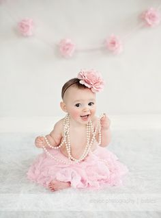 7 month baby | month old } GORGEOUS baby girl O
