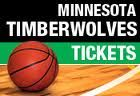 Discount Minnesota Timberwolves Tickets Get Cheap Minnesota Timberwolves Tickets Here For Less.  All Target Center Tickets Have Been Lowered.