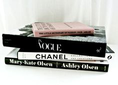 Love These Fashion Coffee Table Books