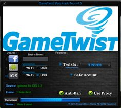 GameTwist Slots Hack Cheats Free All4hacks(12)