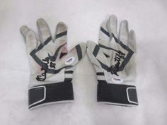 Rusney Castillo Game Used Signed Nike Batting Gloves R95305 - PSA/DNA Certified - MLB Game Used Gloves -- Continue to the product at the image link.