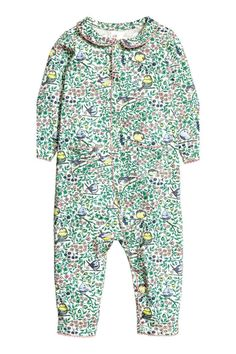 Piżama w prążki 2-pak | H&M