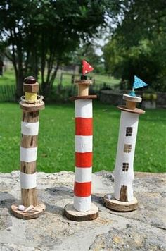 garden light houses