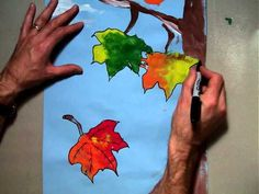 Guided Drawing Art Therapy For Kids Youtuve