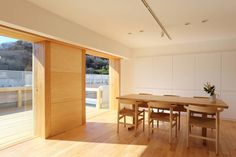 鈴木隆之建築設計事務所 の モダンな リビングルーム 足利のリノベーション リビング ダイニング