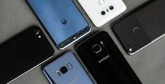 ترشيحات أفضل الهواتف الذكية الأسبوع الثاني من أبريل 2018