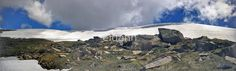 Snow Covered Mount Kosciuszko