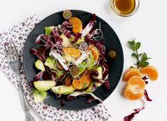 Purple Spring Salad