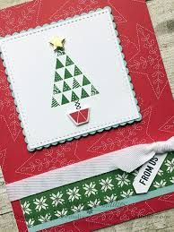 Image result for stampin up quilted christmas