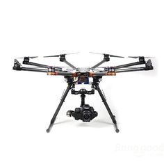 The S1000 Octocopter: The latest flagship drone from DJI