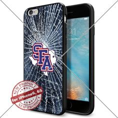 WADE CASE Stephen F. Austin Lumberjacks Logo NCAA Cool Apple iPhone6 6S Case #1569 Black Smartphone Case Cover Collector TPU Rubber [Break] WADE CASE http://www.amazon.com/dp/B017J7DWR4/ref=cm_sw_r_pi_dp_62mvwb0FEE94S