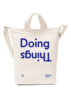 Has it; perfect pilates bag XD :: Doing Things :: Outdoor Voices — Totes