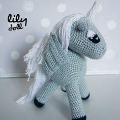 Crochet Amigurumi, Dinosaur Stuffed Animal, Toys, Animals, Unicorn, Handmade Gifts, Boss, Activity Toys, Animales