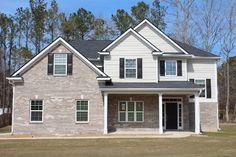Oxford E New Construction 2 Story Homes Energy Star Certified Home by Grayhawk Homes Inc For Sale