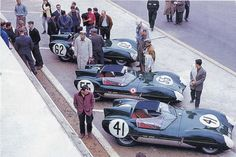 Lotus 40 -- 10 more problems than the 30, says Ritchie Ginther...