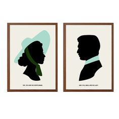 GONE with THE WIND You Are No Gentleman Poster : por sealhouette