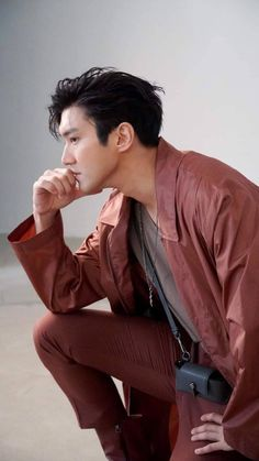 Leeteuk, Heechul, Choi Siwon, Lee Donghae, Seoul, Programa Musical, Last Man Standing, Instyle Magazine, Asian Hotties