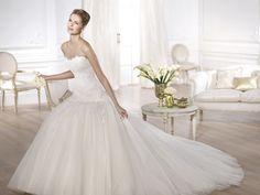 Oberti - Pronovias 2014 - Esküvői ruhák - Ananász Szalon - esküvői, menyasszonyi és alkalmi ruhaszalon Budapesten