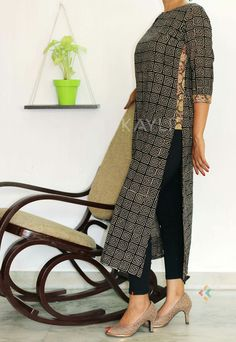 Smart way to loosen nd reuse a tight kurta