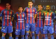 Atlante FC 2014 Joma Home Jersey