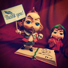 Jackiz Studio is raising funds for Jackiz Writers Collection: William Shakespeare figure on Kickstarter! Artists and designers, we have created our fun, chubby, figure: William Shakespeare. Let's celebrate literature together! Lets Celebrate, William Shakespeare, Are You The One, Writers, Literature, Princess Zelda, Hand Painted, Dance, Creative