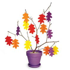 This is a thankful tree! It would be really cute for a Sunday School Class!!