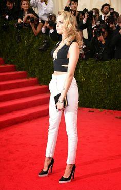 Best Dressed at the Met Gala 2014