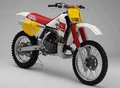 When Yamaha built this I was so excited they were going to make a liquid 500 for the public!