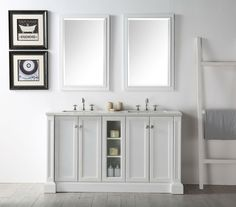"Legion Furniture WH7360 60"" Vanity"